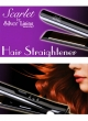 Scarlet Hair Straightener